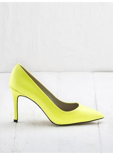 Elle Ayakkabı Sarı